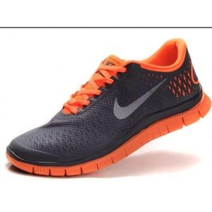 e7f2767efd8f Women s Nike Free 4.0 V2 Running Shoe on Poshmark
